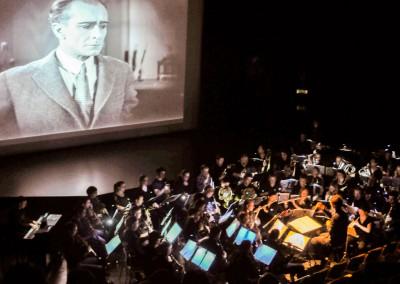 Ciné-concert «Metropolis»