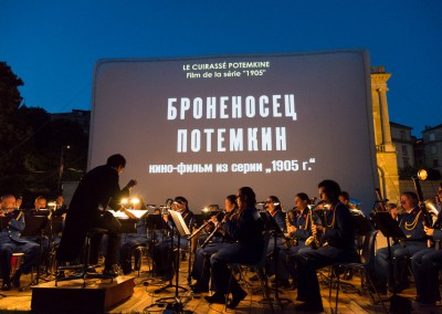 Ciné-concert «Le Cuirassé Potemkine»